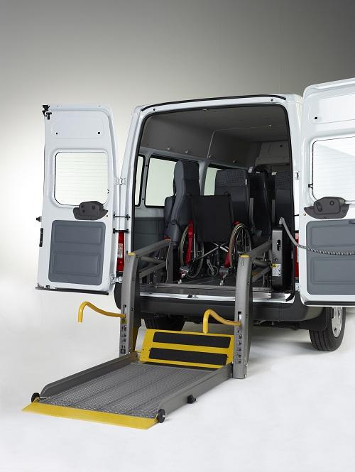 Plataforma Para En Discapacitados Vehículos Hidráulica 4jLRA53